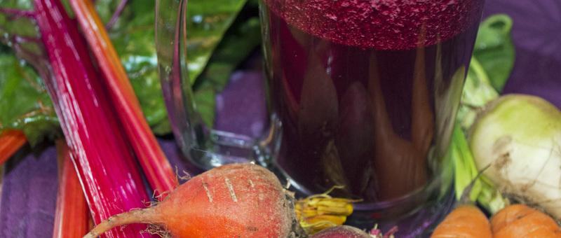 Cold Buster Vegetable Juice