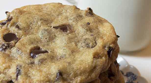 Ultimate Vegan Chocolate Chip Cookies