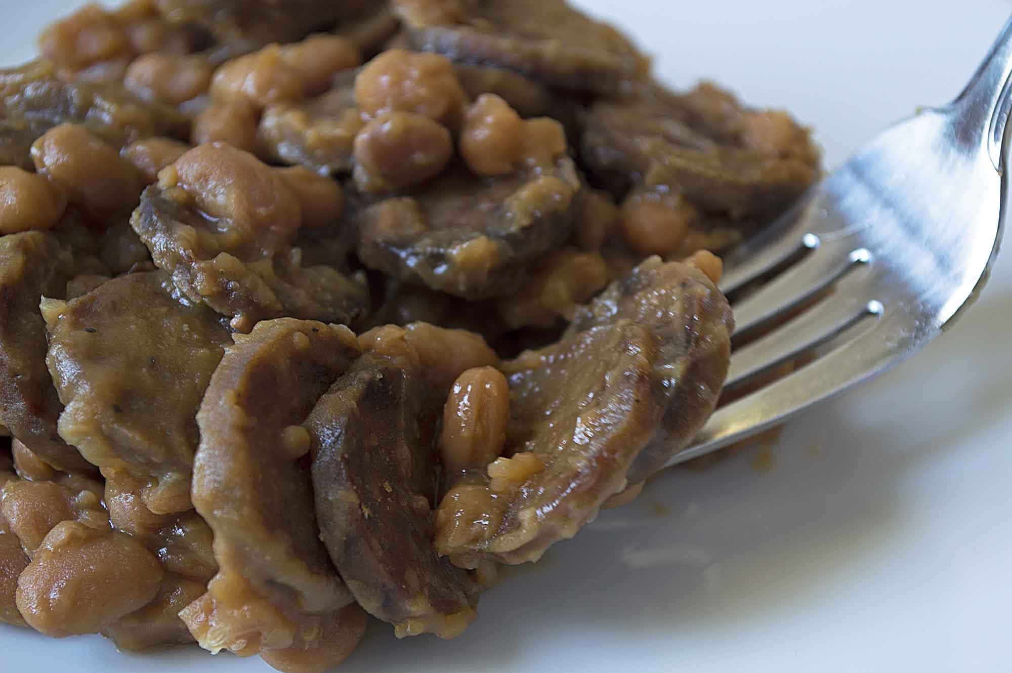 Vegan Beans and Wieners 2