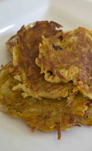 Vegan Potato Pancakes 2