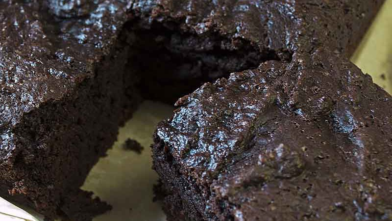 Simple Dairy Free Chocolate Cake