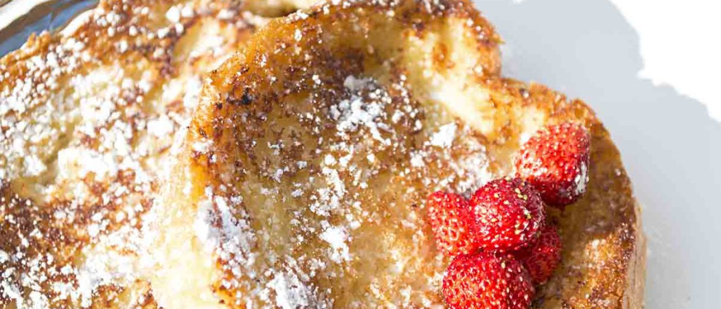 Vegan French Toast Makes Breakfast Better