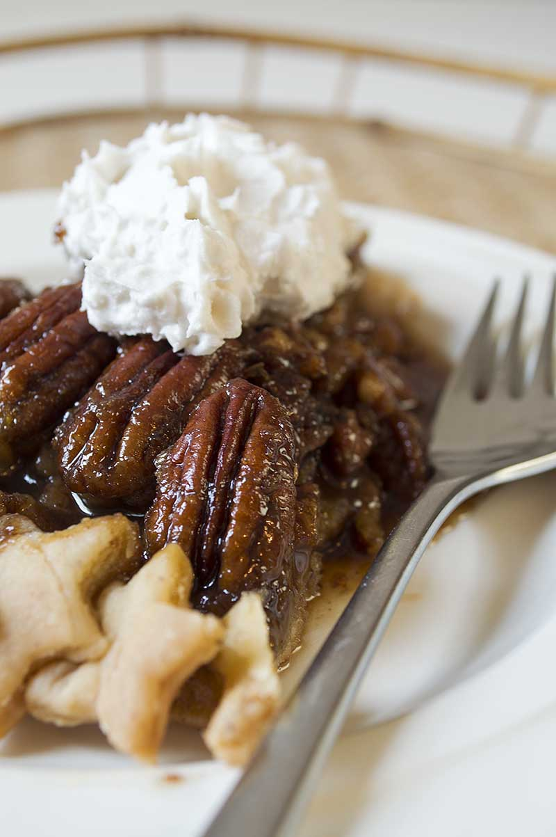 Maple Pecan Pie Recipe